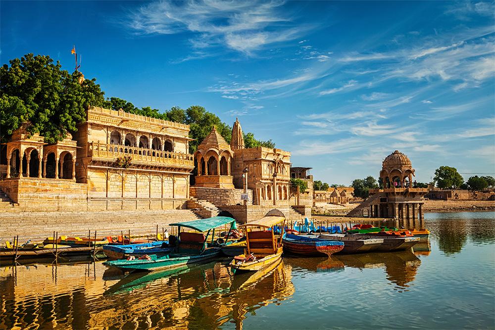 Goa Mumbai and Rajasthan Tour Package