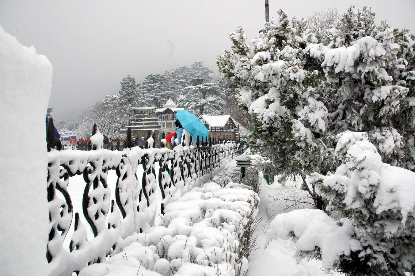 Rajasthan With Shimla Tour Package