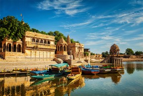 Goa Mumbai and Rajasthan Tour Package