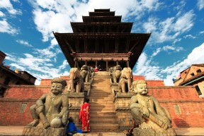 Adventure of Nepal And North India Tour