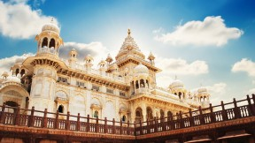 Castle & Palace Tour of Rajasthan
